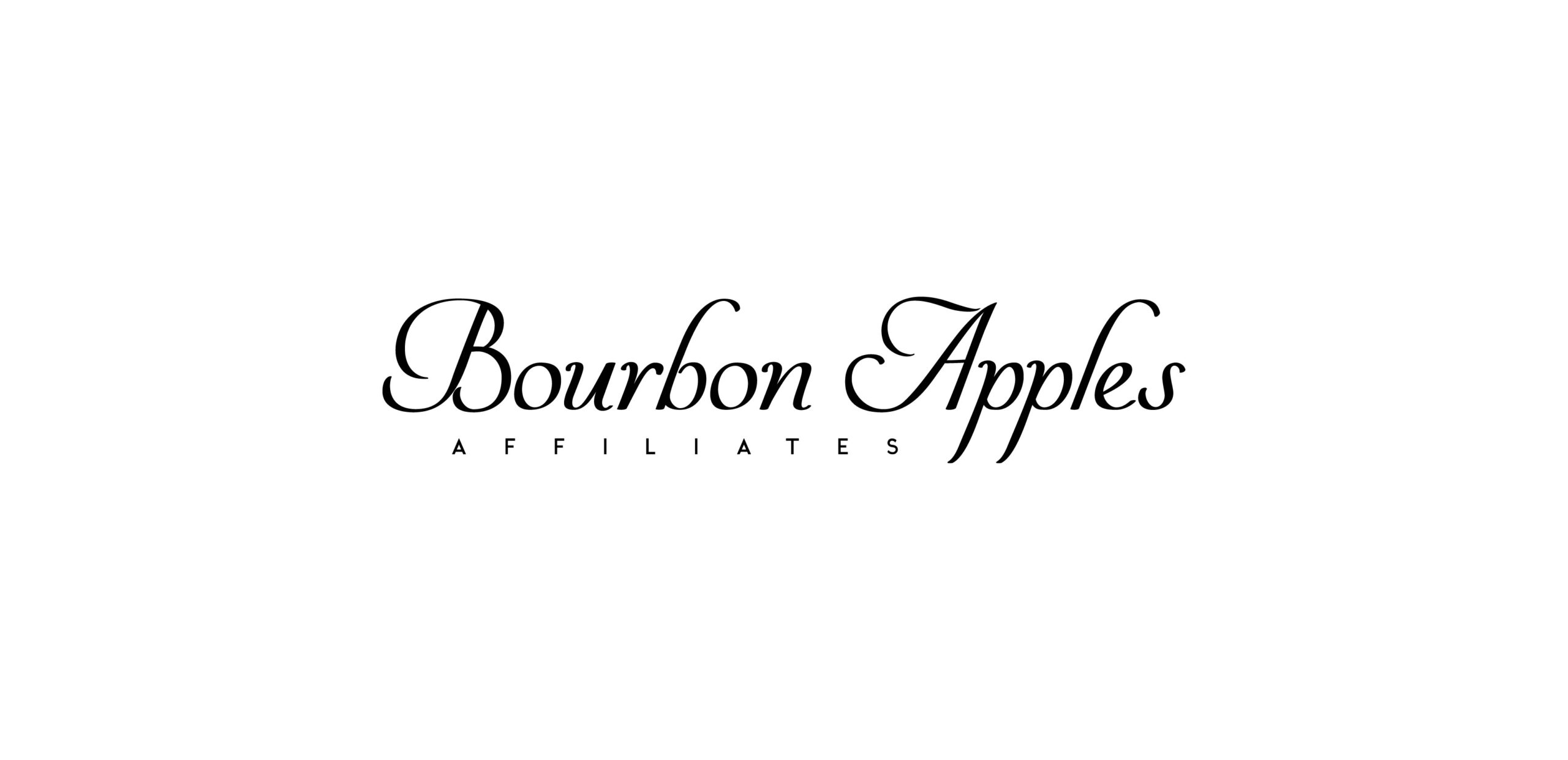 Bourbon Apples