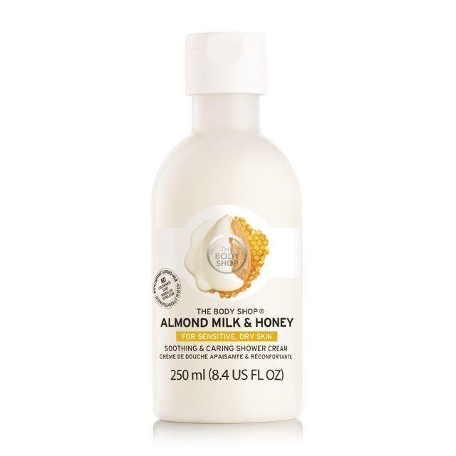 almond milk honey soothing caring shower cream 5 640x640 1