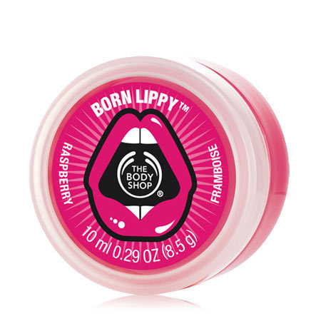 born lippy pot lip balm raspberry 1 640x640