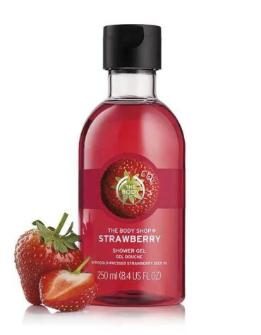 strawberry shower gel 1047794 250ml 1 640x640
