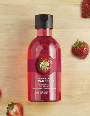 strawberry shower gel 1047794 250ml 3 640x640