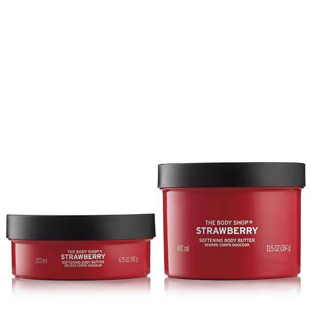 strawberry softening body butter 1099838 400ml 2 640x640