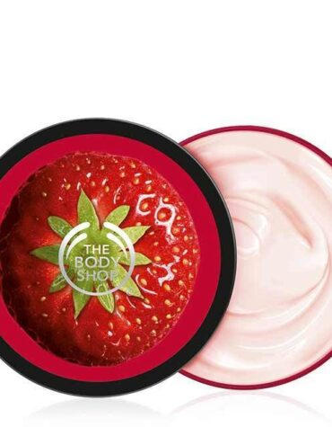 strawberry softening body butter 1099838 400ml 4 640x640