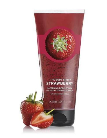 strawberry softening body polish 1052481 200ml 3 640x640