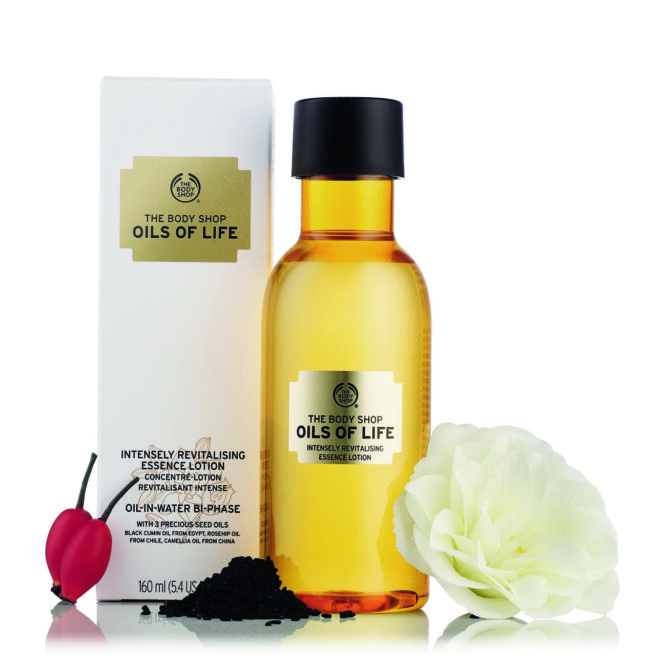 eps jpg 1041588 3 OILS OF LIFE WATER ESSENCE 160ML SILV BOX INBOSPS165