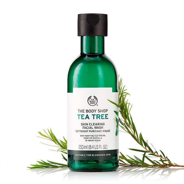 tea tree skin clearing facial wash 5 640x640