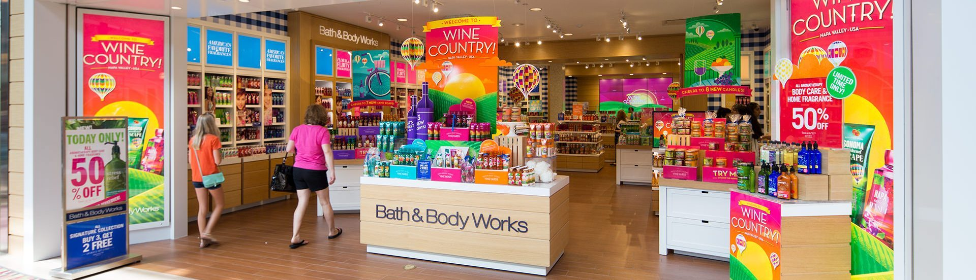 Get Bath & Body Works in The UK