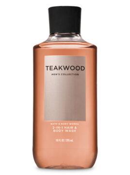 Teakwood Shower Gel for Men