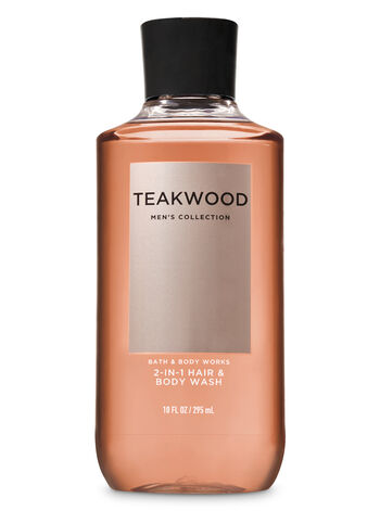 Teakwood Shower Gel for Men