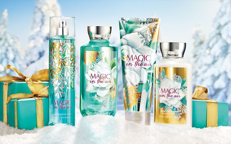 bath body works magic in the air