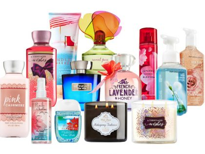 Where to get Bath & Body Works in the UK