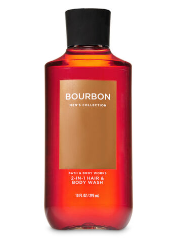 Bourbon Shower Gel for Men