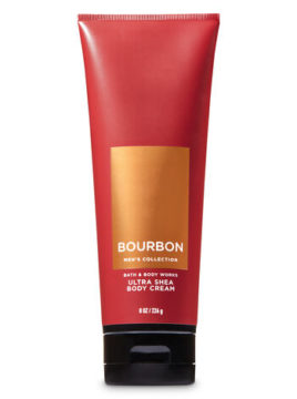 Bourbon Ultra Shea Body Cream