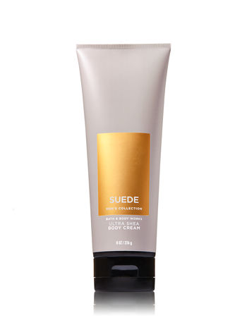 Suede Ultra Shea Body Cream