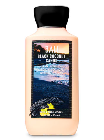 Bath Body Works – Black Coconut Sands Body Lotion