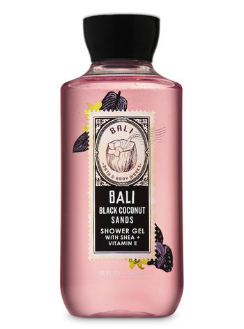 Bath Body Works – Black Coconut Sands Shower Gel