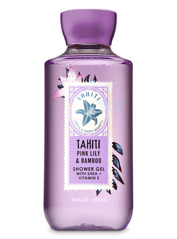 Bath Body Works – Pink Lily Bamboo Shower Gel