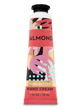 Bath Body Works Almond Hand Cream