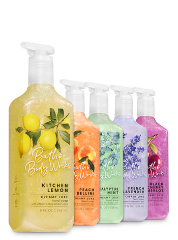 Bath Body Works Hand Wash Set
