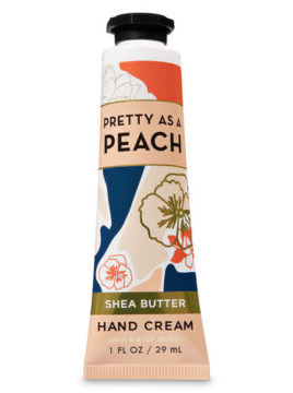 Bath Body Works Pretty As a Peach Hand Cream