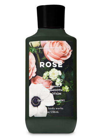 Bath Body Works Rose Body Lotion