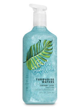 Bath Body Works Turquoise Waters Luxe Hand Soap