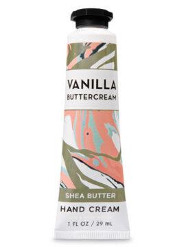 Bath Body Works Vanilla Butter Cream Hand Cream