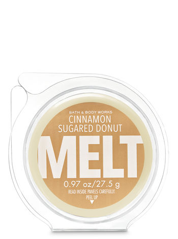 Cinnamon Sugared Donut Wax Melt Bath Body Works