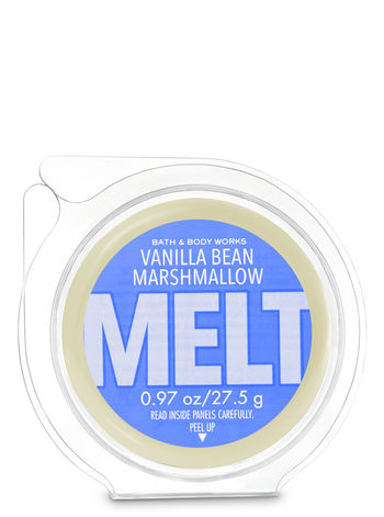 Vanilla Bean Marshmallow Wax Melt Bath Body Works