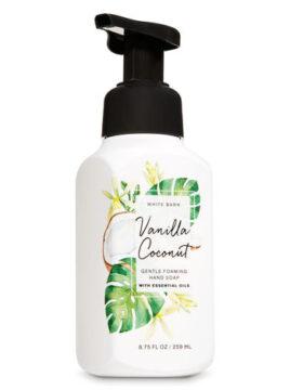 Bath Body Works Vanilla Coconut Foaming Hand Wash