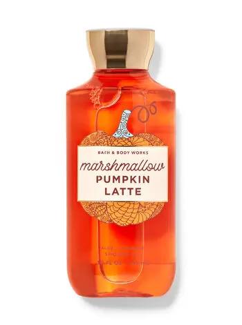 MARSHMALLOW PUMPKIN LATTE gel
