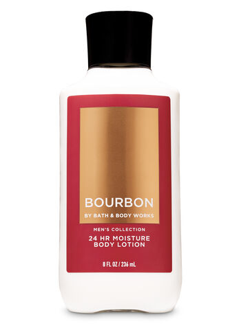 Bourbon Lotion