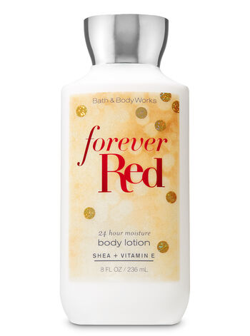 Forever Red Body Lotion