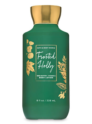 Frosted Holly Body Lotion