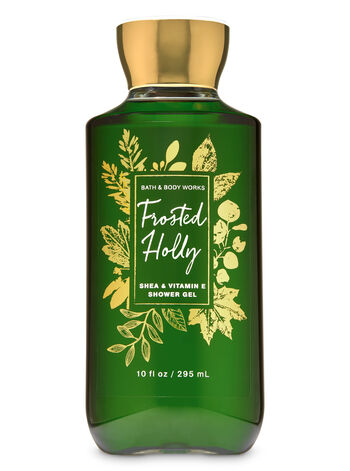 Frosted Holly Shower Gel