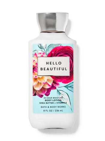 HELLO BEAUTIFUL lotion