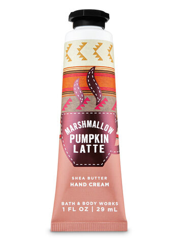 Marshmallow Pumpkin Hand Cream