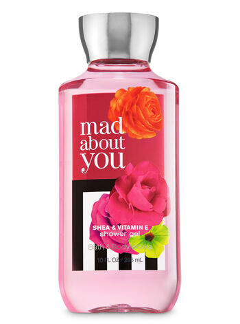 Bath Body Works Mad About You Shower Gel
