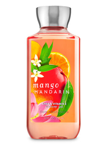 Bath Body Works Mango Mandarin Shower Gel