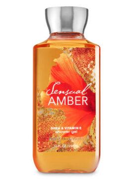 Bath Body Works Sensual Amber Shower Gel