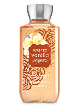 Bath Body Works Warm Vanilla Sugar Shower Gel