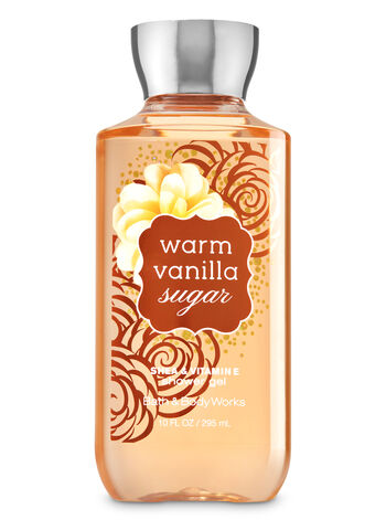 Bath Body Works Warm Vanilla Sugar Shower Gel