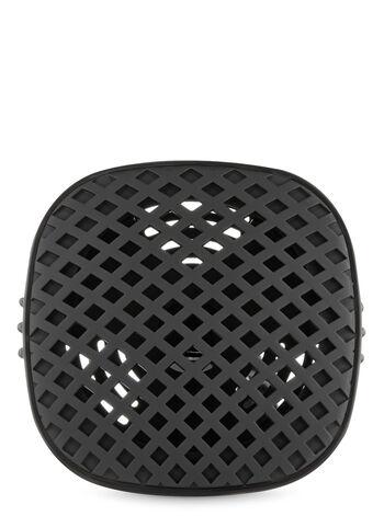 Black Grid Scentportable Vent Clip