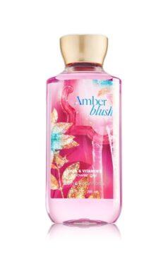 Amber Blush Shower Gel
