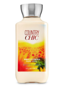 Country Chic Body Lotion