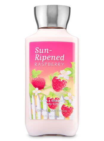 Sun ripened Raspberry Body Lotion