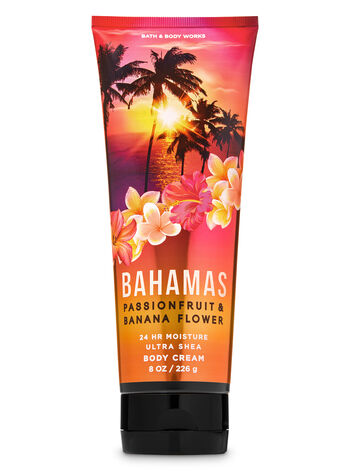 BAHAMAS PASSIONFRUIT BANANA FLOWER Body Cream