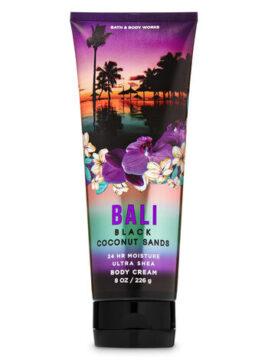 BALI BLACK COCONUT SANDS Body Cream