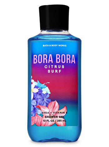 BORA BORA CITRUS SURF Shower Gel
