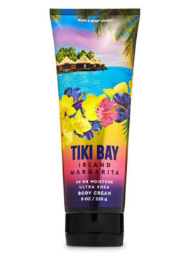 TIKI BAY ISLAND MARGARITA Body Cream